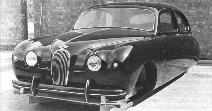 Jaguar Utah prototype