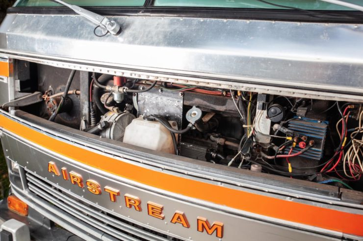 Airstream Excella 280 Motorhome Engine