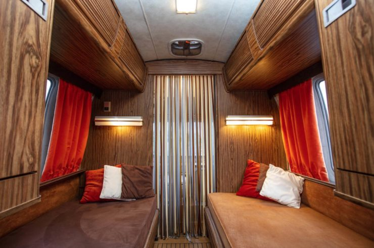 Airstream Excella 280 Motorhome Interior