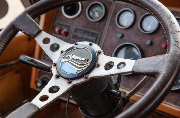 Airstream Excella 280 Motorhome Steering Wheel