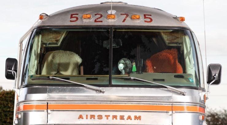 An Original Airstream Excella 280 Motorhome – A Retro-Luxury Home On Wheels