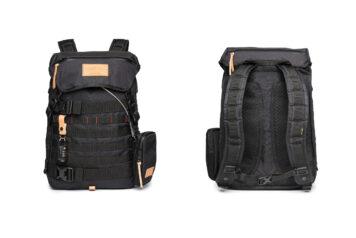 Angry Lane Black Rider Daypack