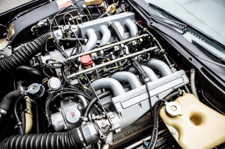 Aston Martin Lagonda Series 4 Engine 2