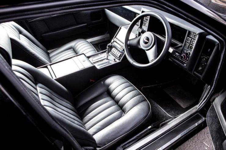 Aston Martin Lagonda Series 4 Interior 2
