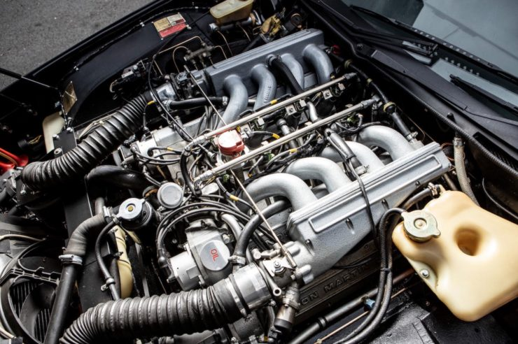 Aston Martin Lagonda Series 4 V8 Engine