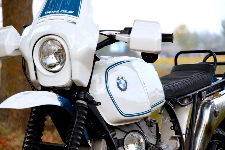 BMW R100GS Cowling
