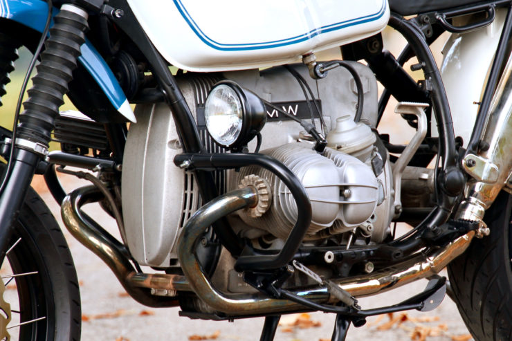 BMW R100GS Engine