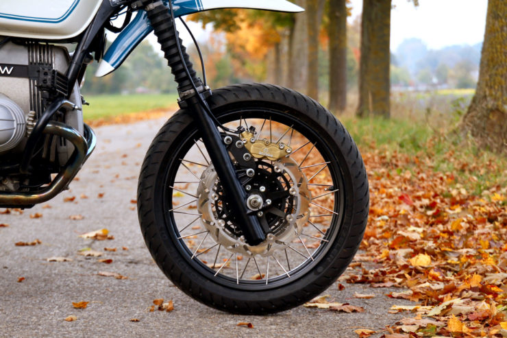 BMW R100GS Rims