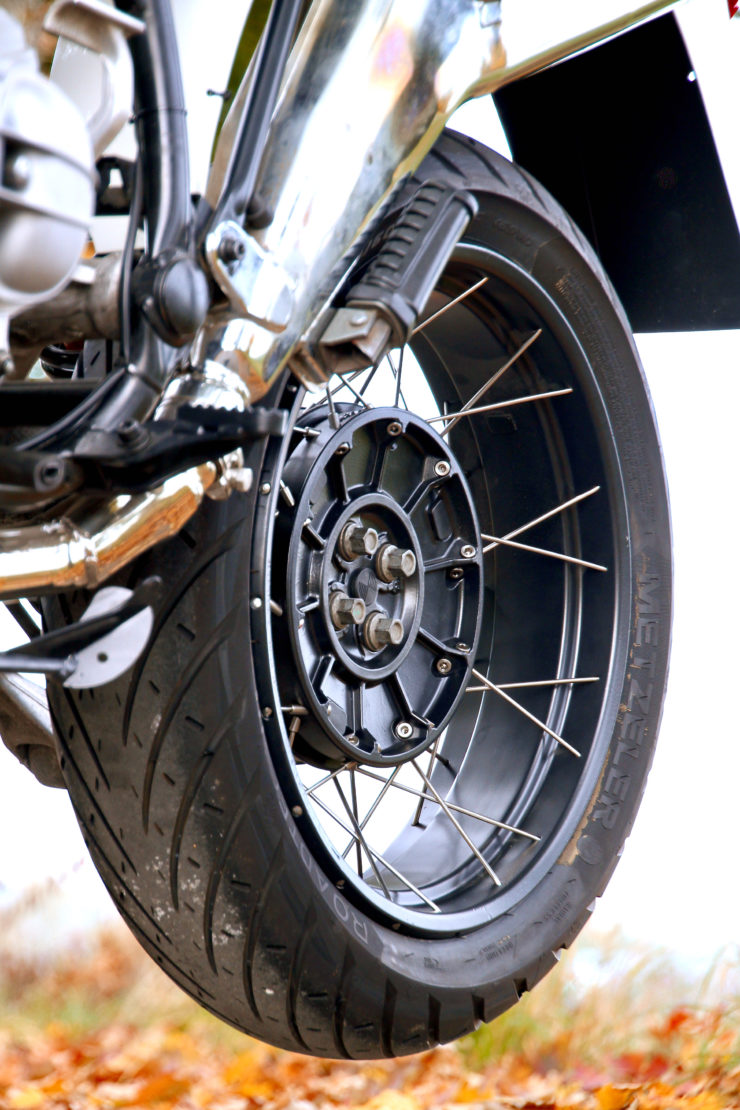 BMW R100GS Wheel