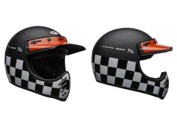 Bell Moto-3 Fasthouse Checkers Helmet