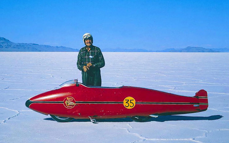 Burt Munro Worlds Greatest Indian Bonneville