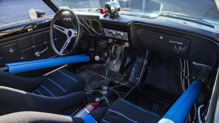 Chevrolet Yenko Stinger Interior 2