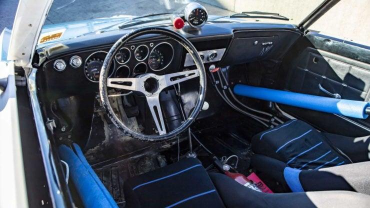 Chevrolet Yenko Stinger Interior