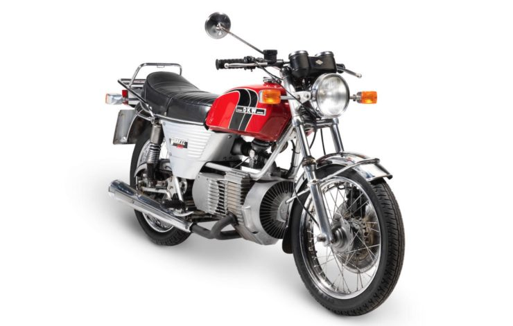 Hercules W2000 Rotary Motorcycle Front