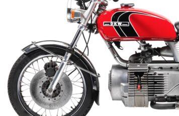 Hercules W2000 Rotary Motorcycle Wheel