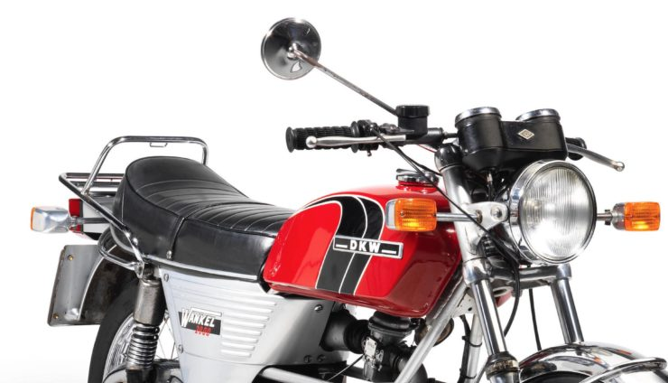 Hercules W2000 Rotary Motorcycle Fuel Tank
