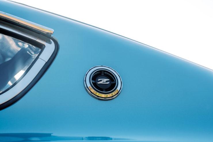 Datsun 240Z Badge
