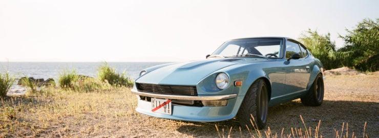 Datsun 240Z Front Spoiler