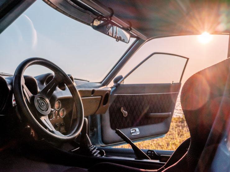 Datsun 240Z Interior 2