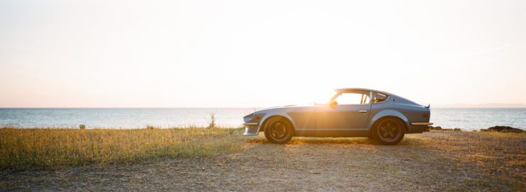 A 500 BHP Custom Datsun 240Z - With The Heart Of A Skyline