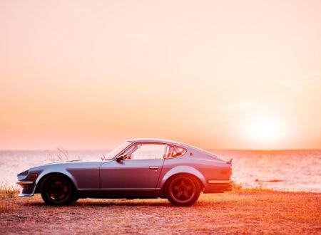 Datsun 240Z Side