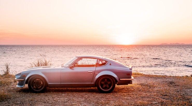Datsun 240Z Side 5