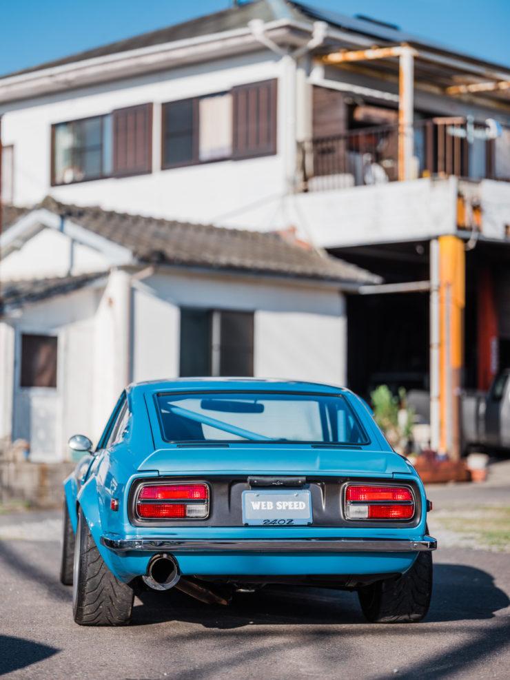 Datsun 240Z Tail Lights