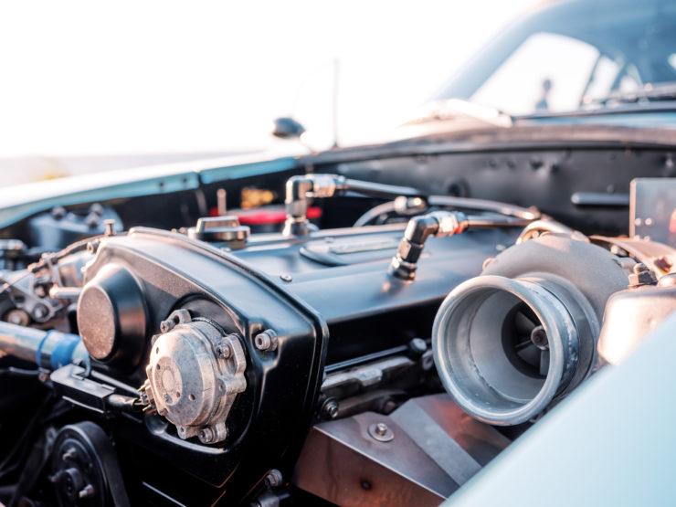 Datsun 240Z Turbo Engine