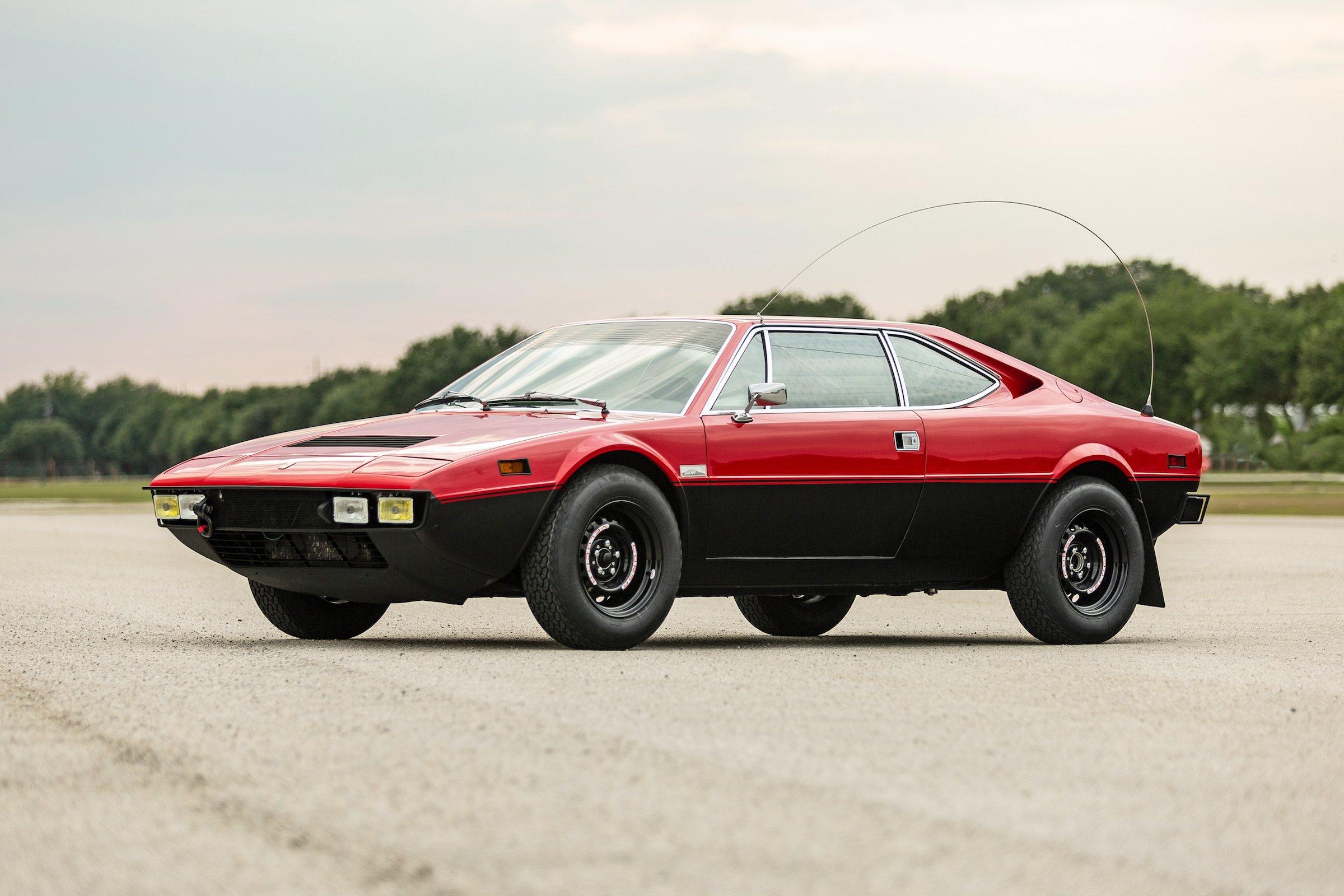 1975 Ferrari Dino 308 Gt4 Safari A Gentleman S Sport Utility Vehicle