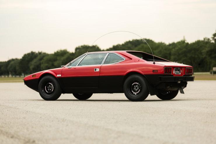 1975 Ferrari Dino 308 GT4 Safari - A Gentleman's Sport Utility Vehicle