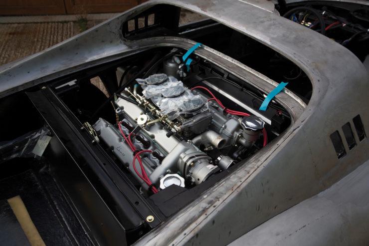 Ferrari Dino 246 GTS Engine 2