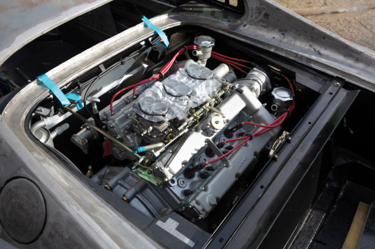Ferrari Dino 246 GTS Engine