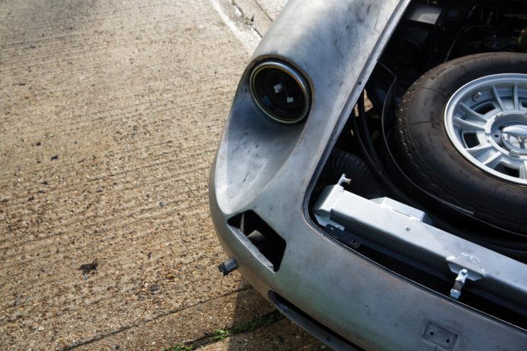 Ferrari Dino 246 GTS Front Trunk
