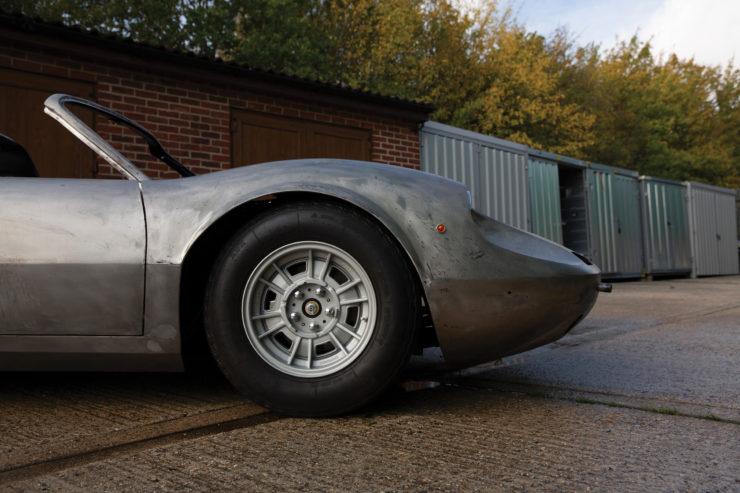 Ferrari Dino 246 GTS Front Wheels