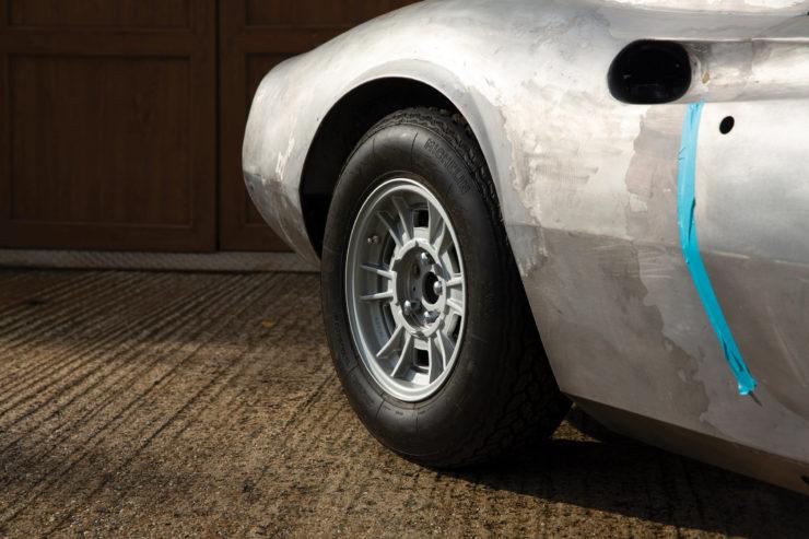 Ferrari Dino 246 GTS Rear Wheels