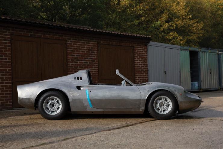 Ferrari Dino 246 GTS Side