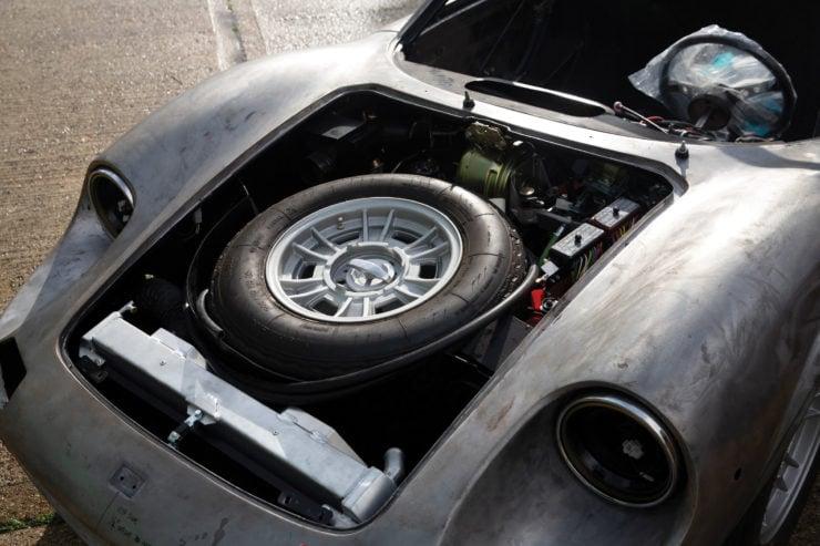 Ferrari Dino 246 GTS Trunk 2