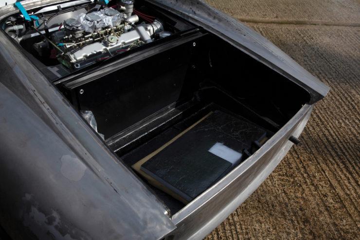 Ferrari Dino 246 GTS Trunk