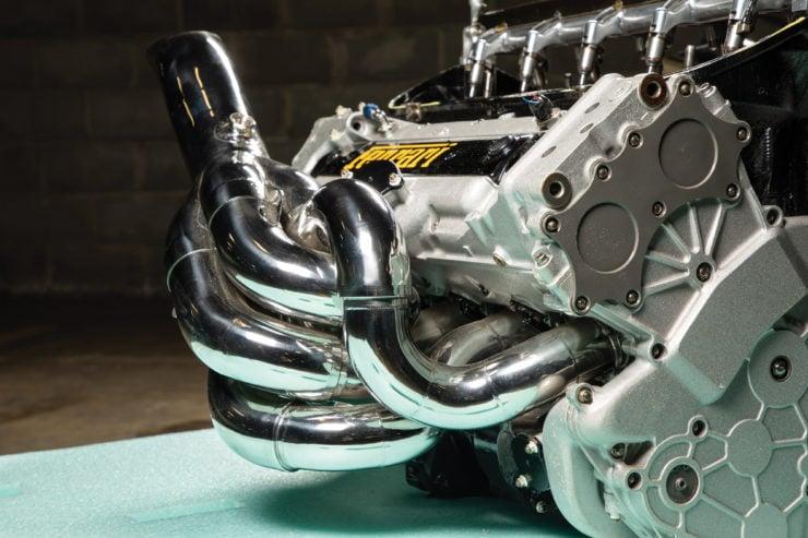 Ferrari Tipo 051:B:C V10 Engine 2