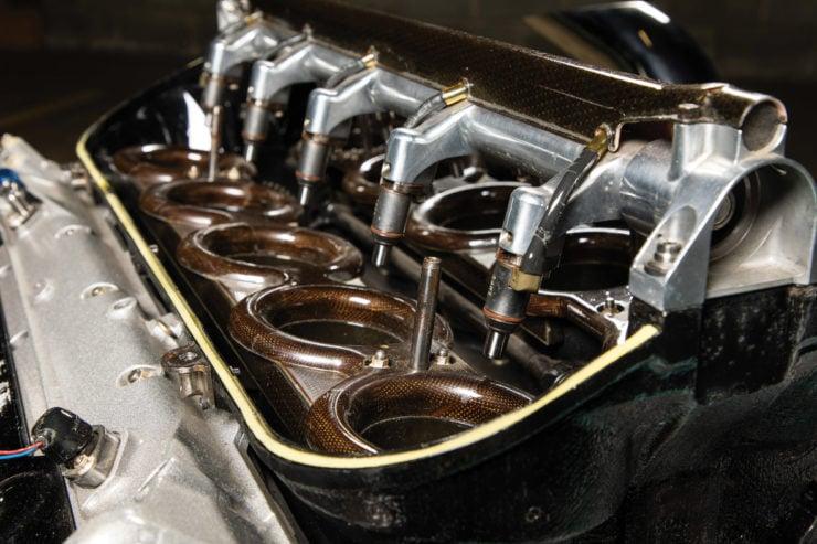 Ferrari Tipo 051:B:C V10 Engine 4