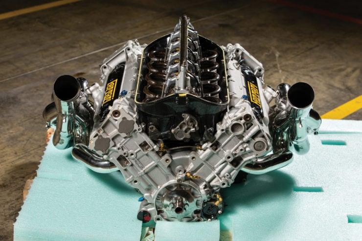 Ferrari Tipo 051:B:C V10 Engine 5