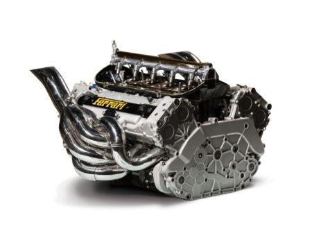 Ferrari Tipo 051:B:C V10 Engine