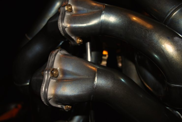 Formula 1 Exhaust Sculptures 14