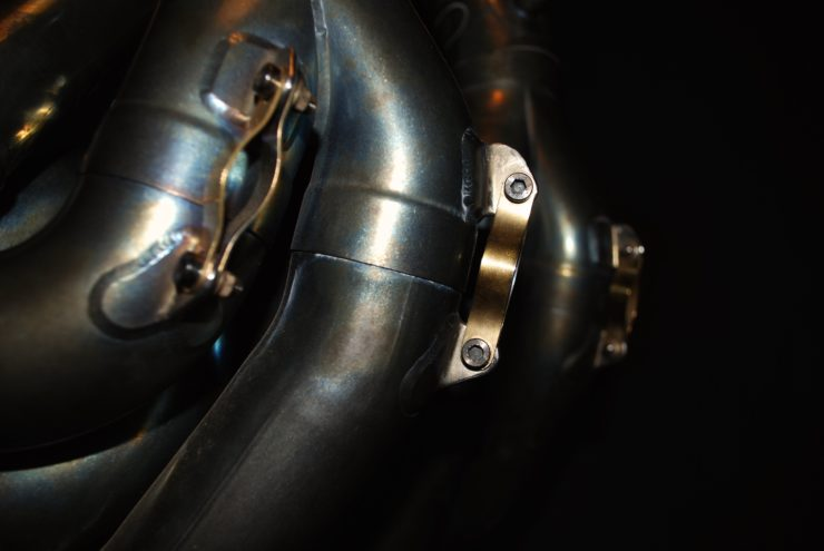Formula 1 Exhaust Sculptures 15