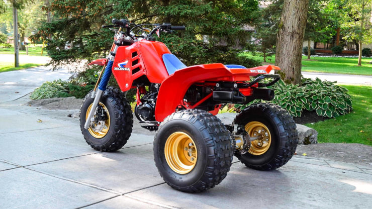 The Mighty Honda ATC 250R – The Fastest Three-Wheeled Death Machine In The West