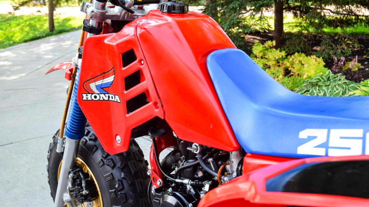 Honda ATC 250R Bodywork