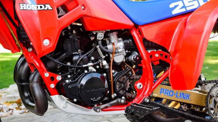 Honda ATC 250R Engine