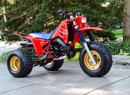 Honda ATC 250R Three Wheeler