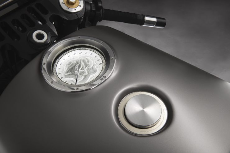 Honda Goldwing Custom Headlight Fuel Cap