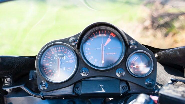 Honda VF1000R 13